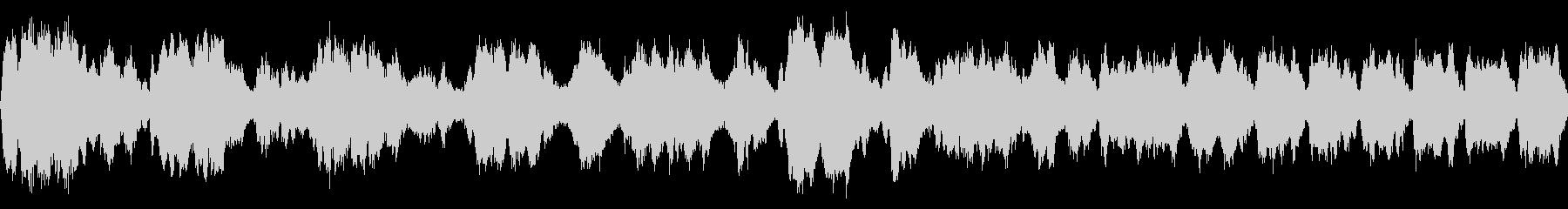 チャイコフスキー ドラマチック ループの未再生の波形