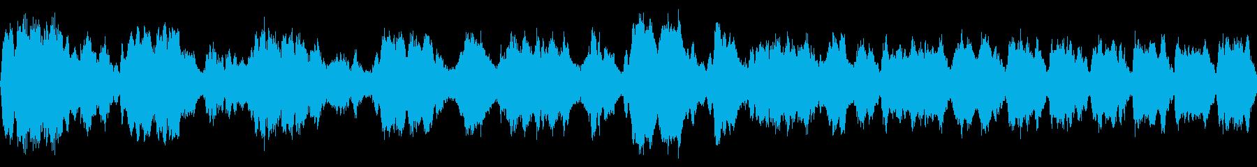 チャイコフスキー ドラマチック ループの再生済みの波形