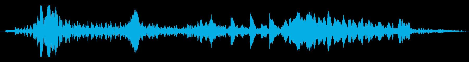 フィクション スペース リズミック...の再生済みの波形