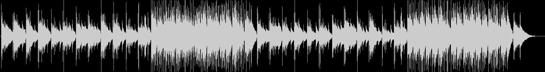 アコギ生演奏 前向き 浮遊感の未再生の波形