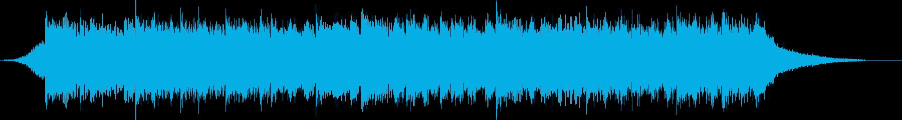 企業VPや映像72、オーケストラ、壮大cの再生済みの波形