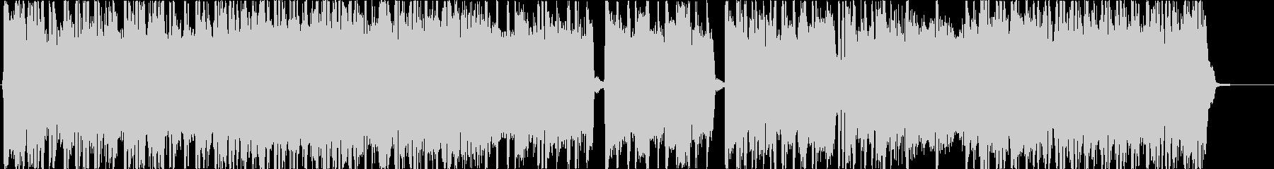 ヘビーメタル、ハードロック、リフ3の未再生の波形