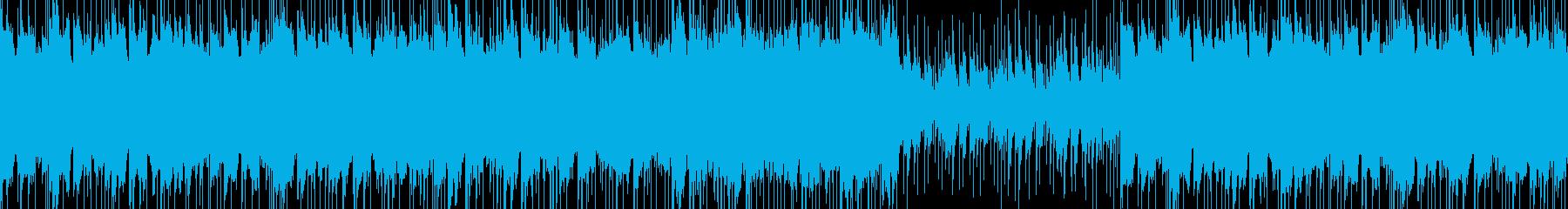 アンビエント ほのぼの 幸せ ロマ...の再生済みの波形