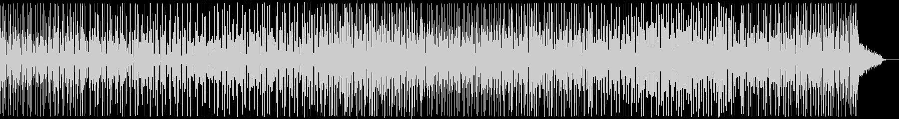 コミカルなファンキーオルガン:フルx1の未再生の波形