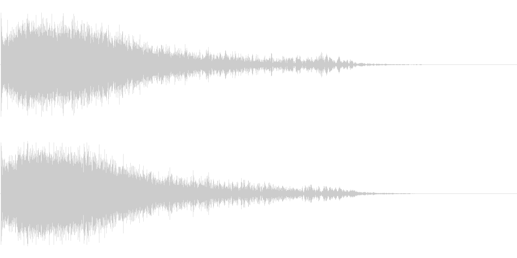 Dark_Sweepdown-01の未再生の波形