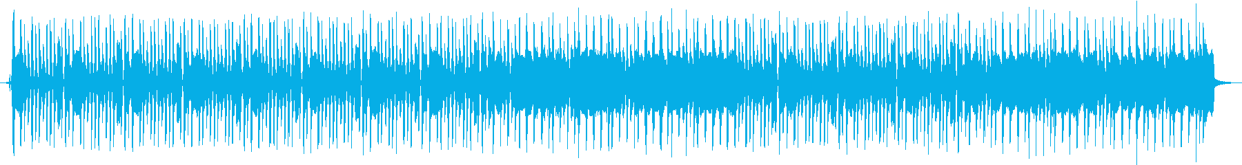 実験的な岩 バックシェイク ポジテ...の再生済みの波形