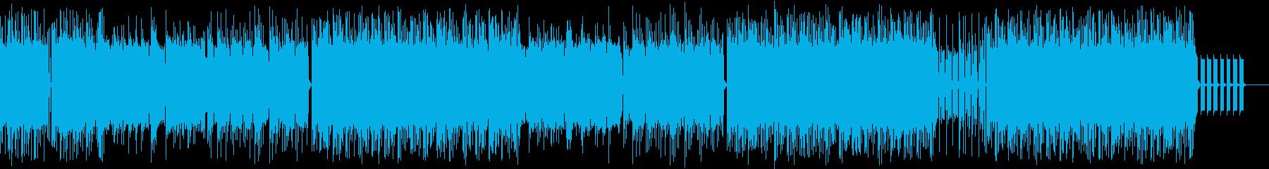 色っぽい/ヒップホップ/動画向き/#2の再生済みの波形