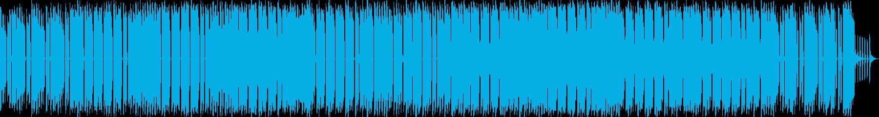 Cartoon 技術的な 説明的 ...の再生済みの波形