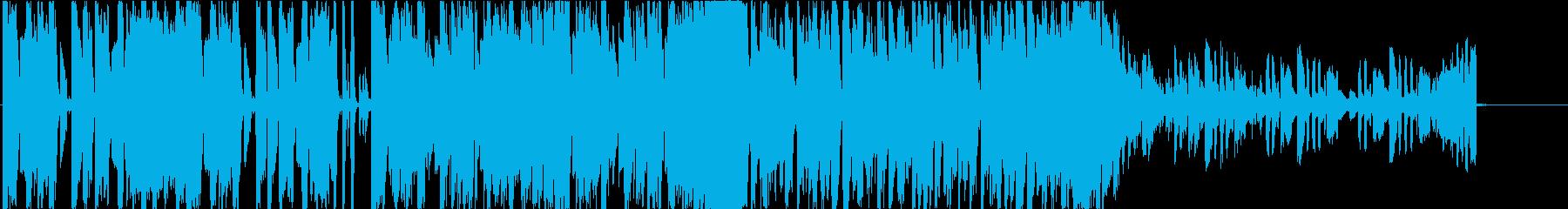 CM】オシャレなノリノリEDM【短縮版】の再生済みの波形