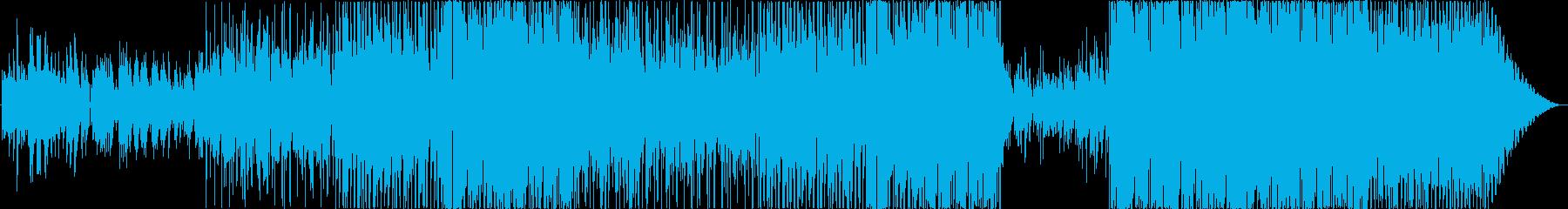 オモイデ1ページの再生済みの波形
