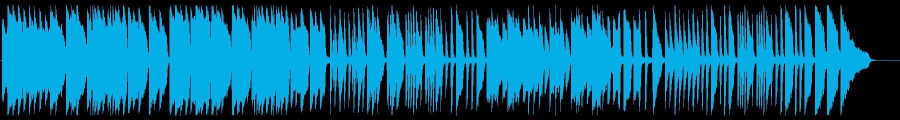 フレールジャック ピアノver.の再生済みの波形