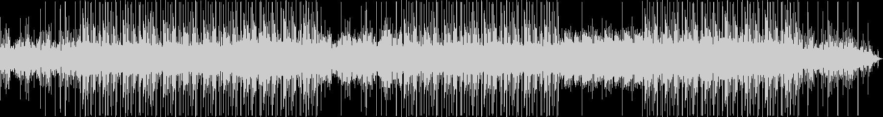近代的 Synth Wave LoFi の未再生の波形