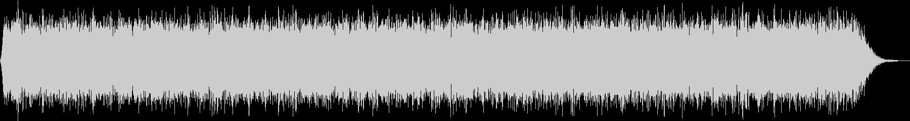 【アンビエント】ドローン_49 実験音の未再生の波形