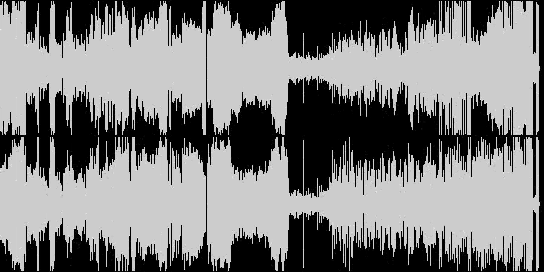 ラヴェル ピアノ協奏曲 ト長調の未再生の波形