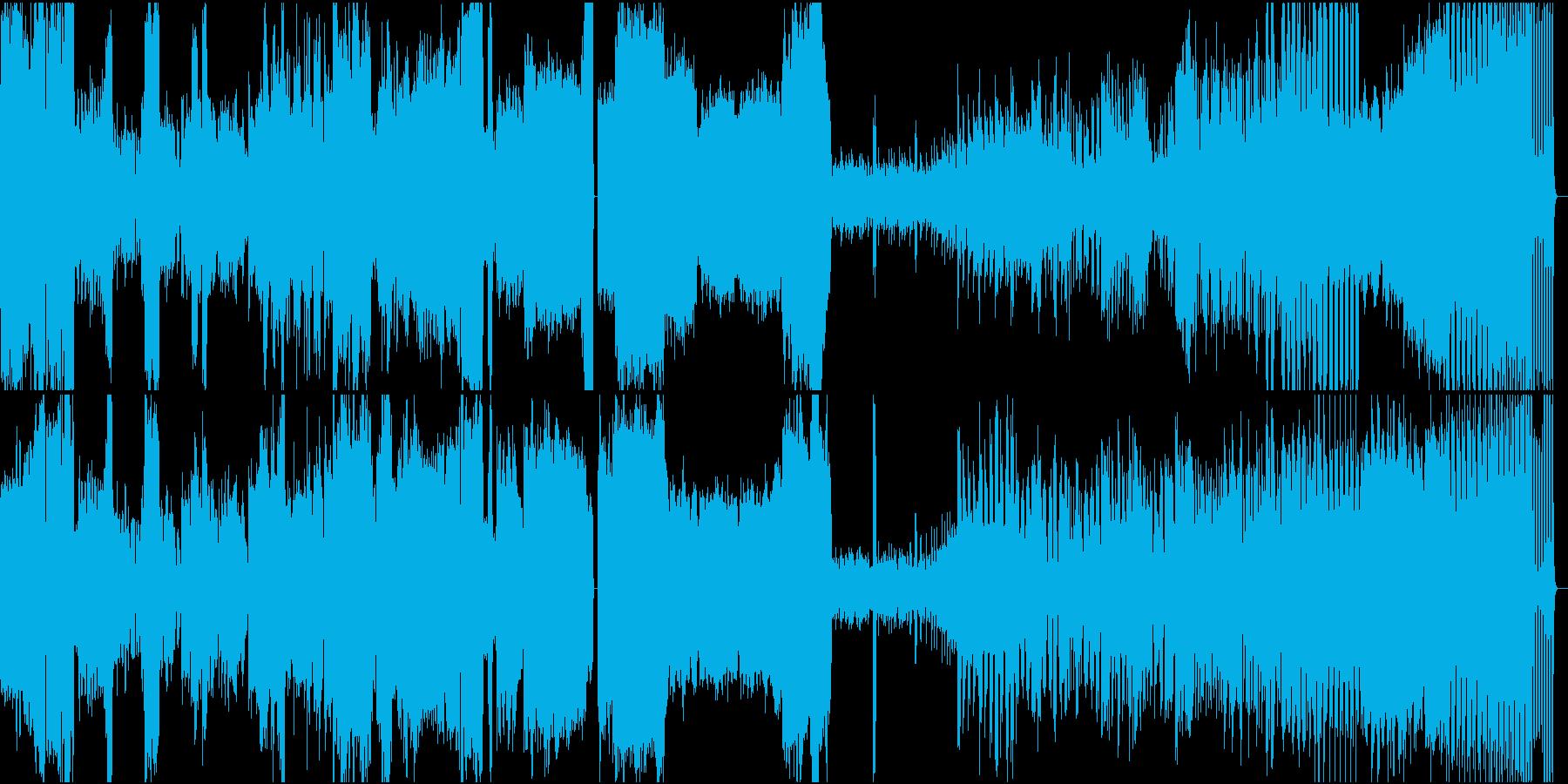 ラヴェル ピアノ協奏曲 ト長調の再生済みの波形