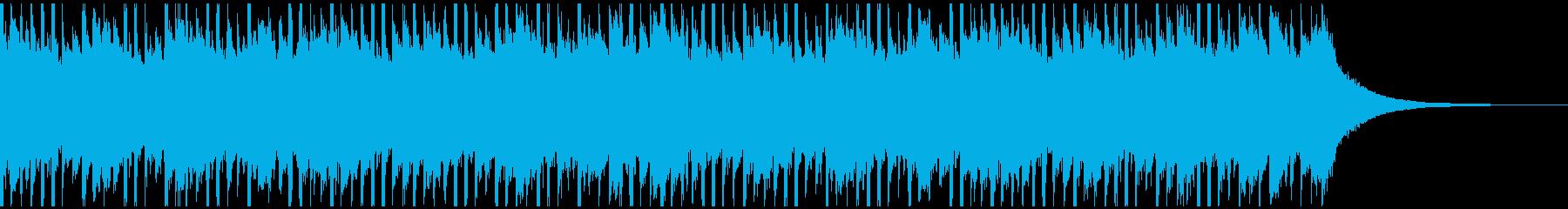 科学(ショート1)の再生済みの波形