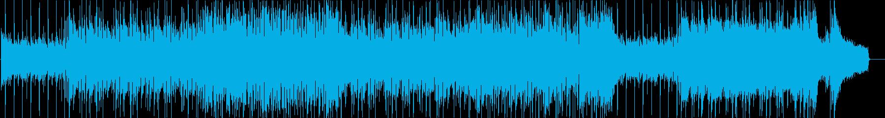 明るく爽やかなほのぼのピアノポップスaの再生済みの波形