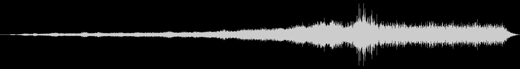 Ext:低速で左にアプローチ、停止...の未再生の波形