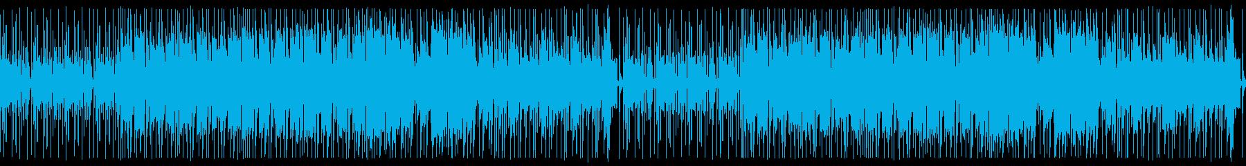 【ループ版】YouTube エレキの再生済みの波形
