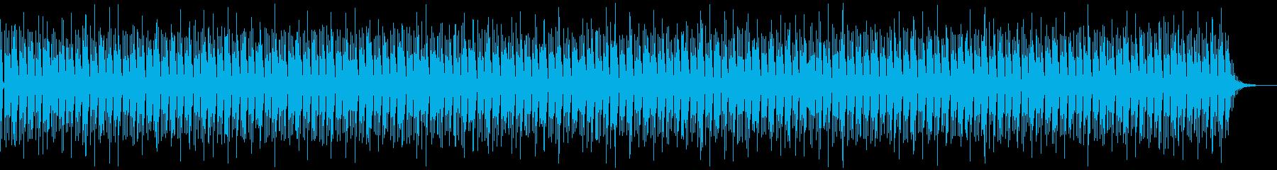 [ニュース報道]無機質、フラット:01の再生済みの波形