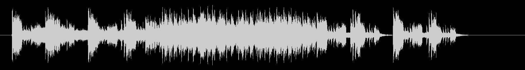 Mechanical techno pops's unreproduced waveform