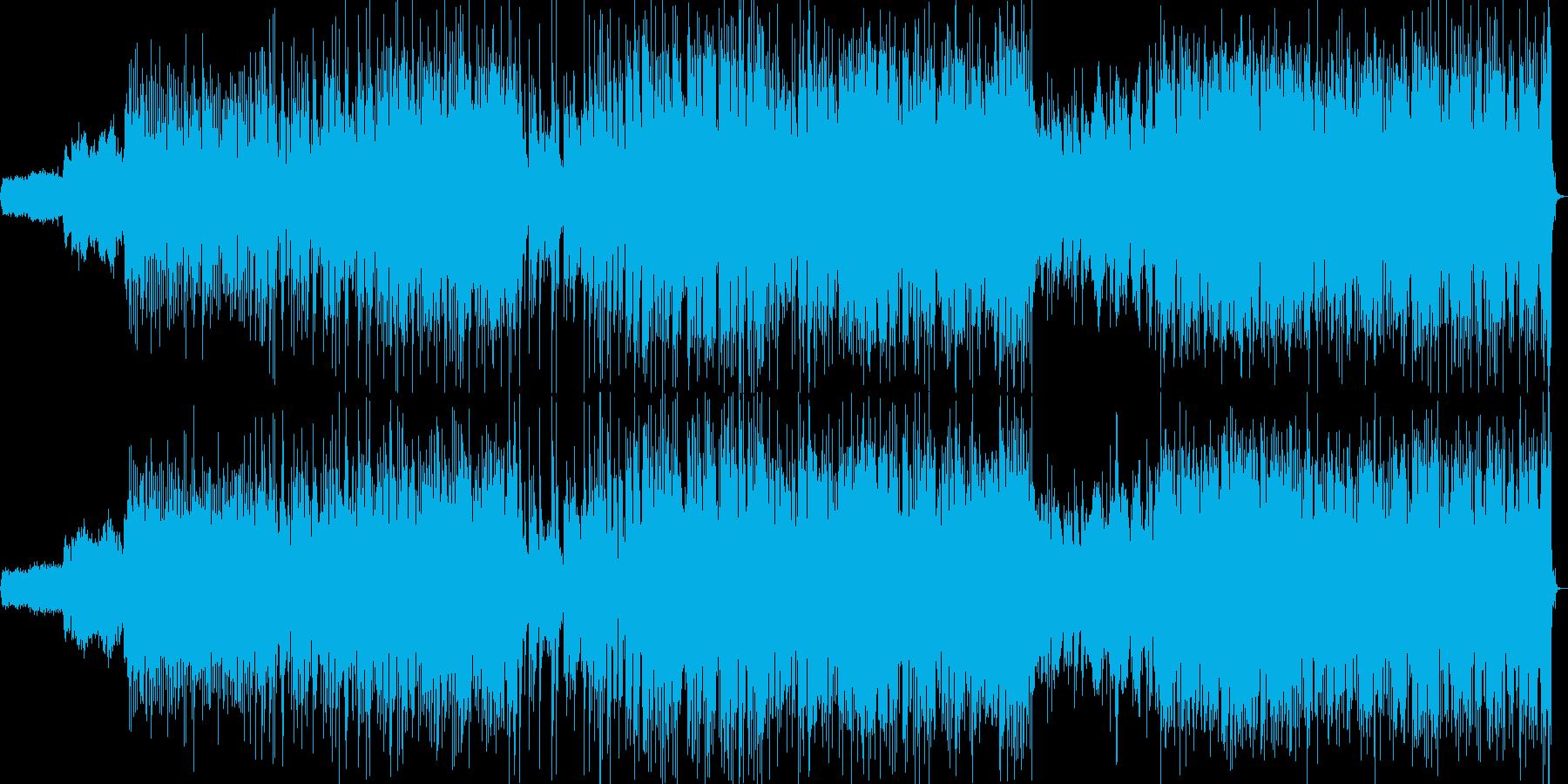 スムーズジャズ。 Cool Gro...の再生済みの波形