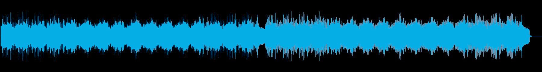 子猫ちゃんの再生済みの波形