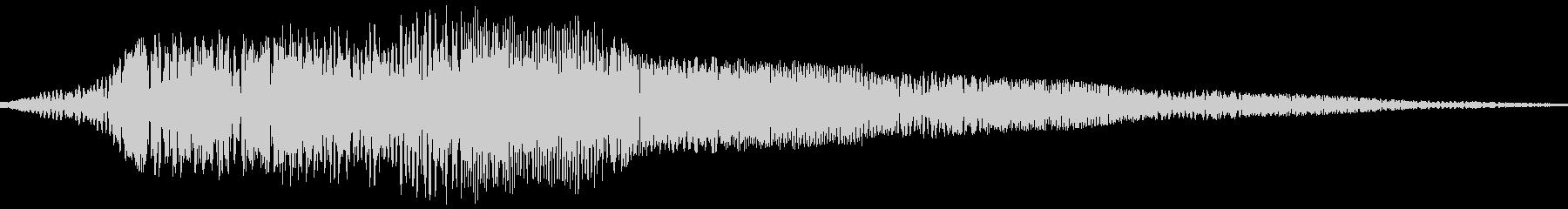 AMGアナログFX 8の未再生の波形