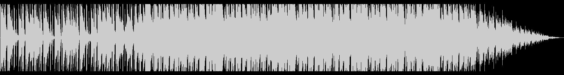 騒がしいエレクトロスイングNo380_2の未再生の波形