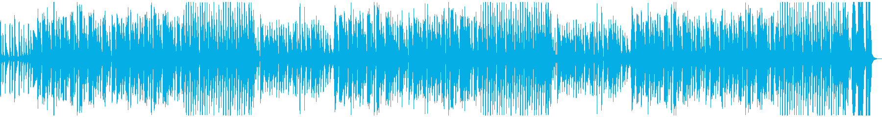 Music with the image of a Christmas market's reproduced waveform
