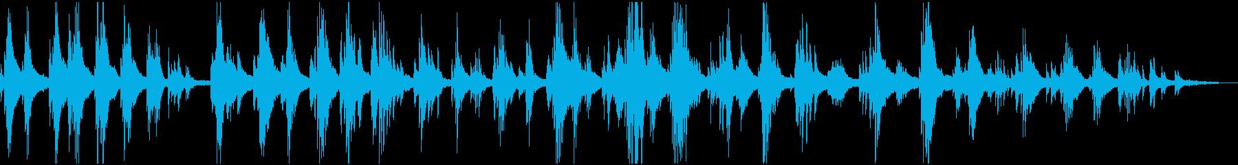 アンビエント・叙情的・風景 ピアノソロの再生済みの波形