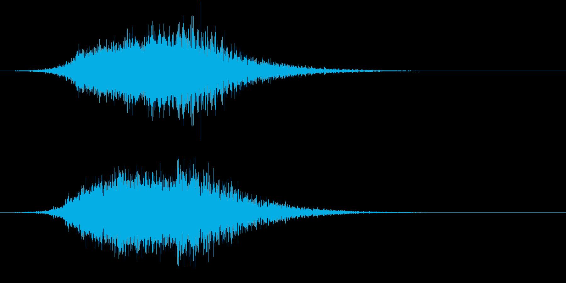 【シネマティック】 ライザー_09の再生済みの波形
