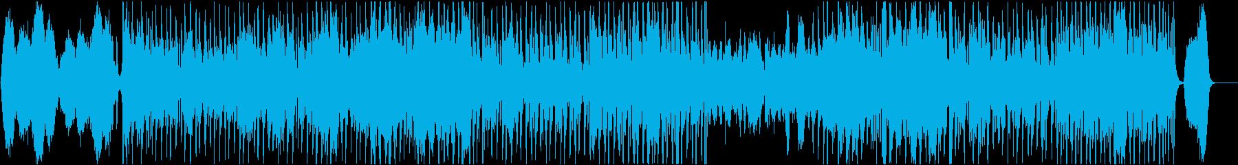 オーケストラ企業向 働く人々への応援歌の再生済みの波形