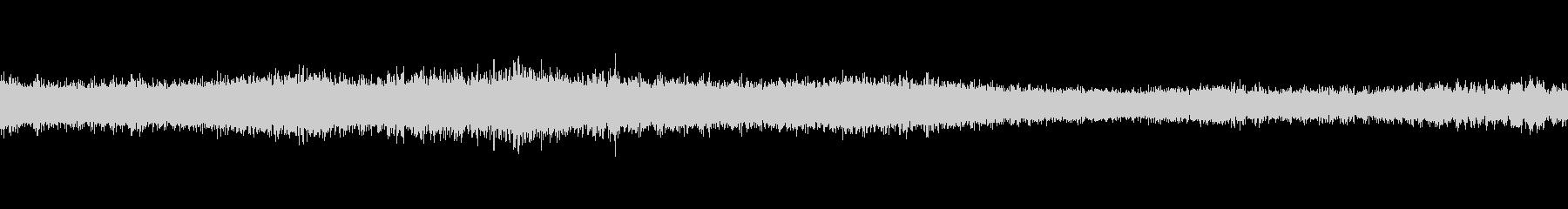 車の走行音2(ドイツ)の未再生の波形