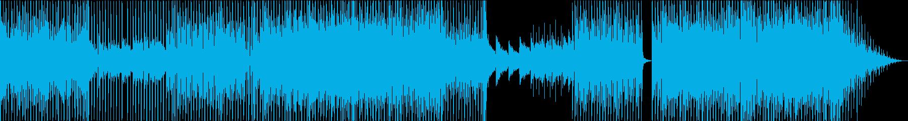 キラキラ/シティポップ_No461_1の再生済みの波形