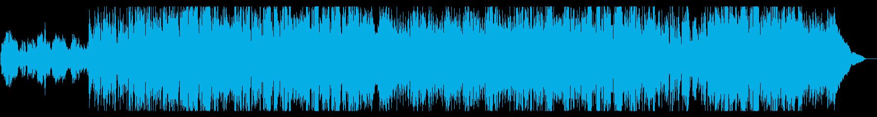 さわやかなサウンドのおはようポップソングの再生済みの波形