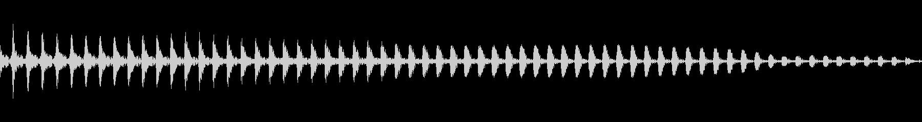 バウンスフォークトゥワンコミックフ...の未再生の波形