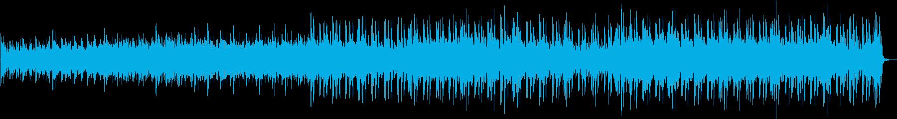 流麗なPfと重厚なリズムが神秘的空間表現の再生済みの波形