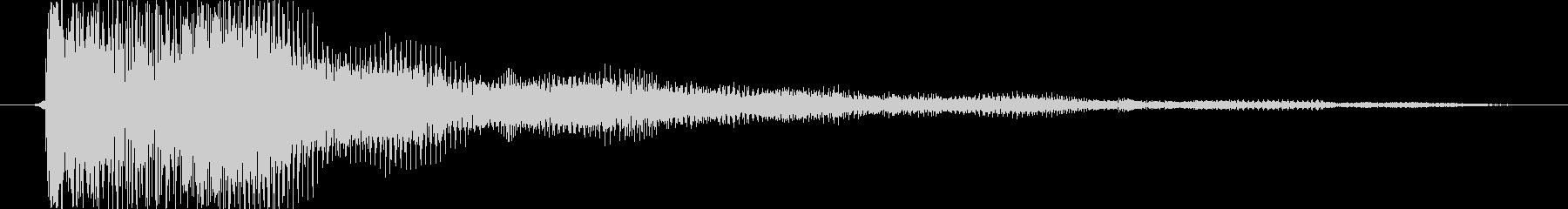 弱_スイッチ_メダルイン系_03の未再生の波形