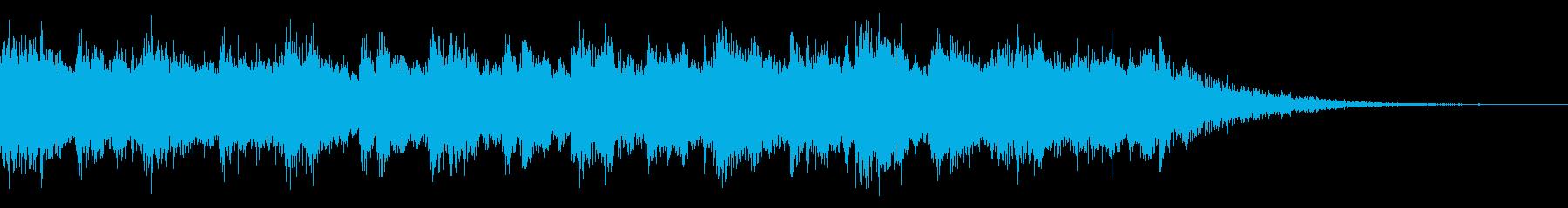 ファンタジー・ゲーム・ジングル・壮大★の再生済みの波形
