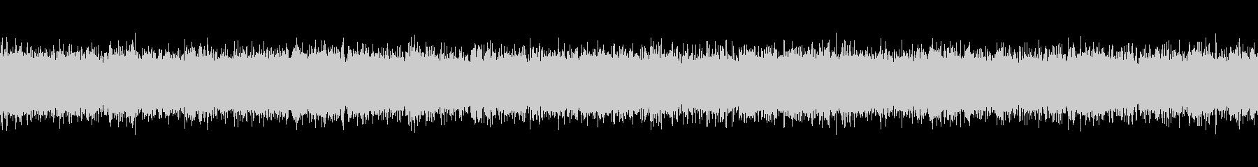 川の激しいせせらぎ1 (ループ仕様)の未再生の波形