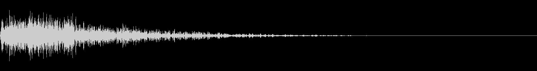 ドア/扉/鉄/金属/閉まる/閉鎖の未再生の波形