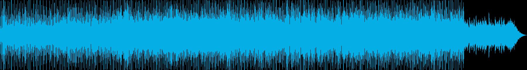 明るく爽やかなオーケストラポップ-02の再生済みの波形