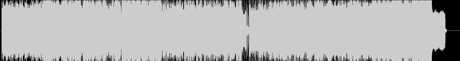 FM音源アーケードゲーム風・変拍子の未再生の波形