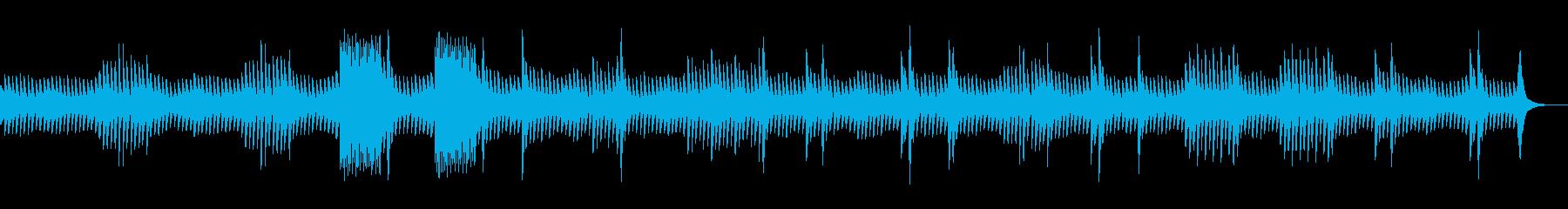 グノシエンヌ No.4_オルゴールverの再生済みの波形