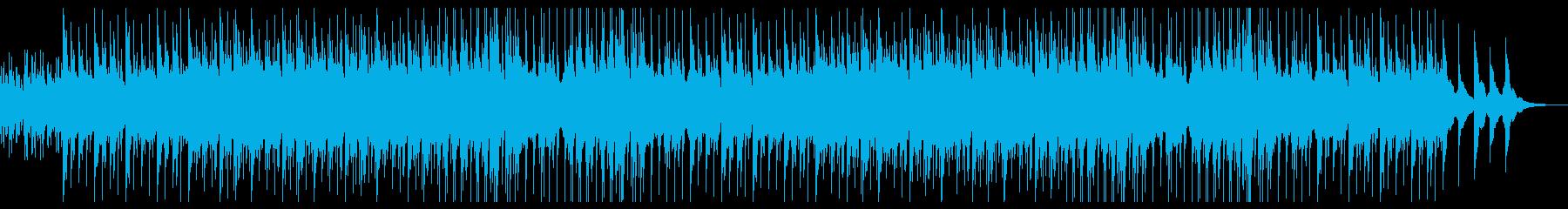 Celestialの再生済みの波形