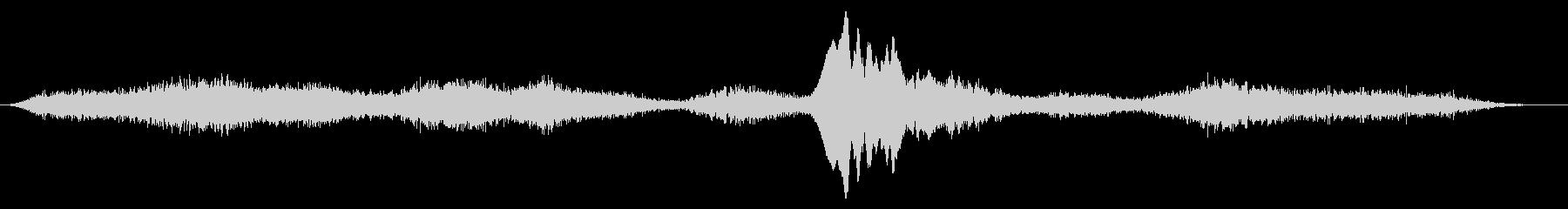 スペースドローン:ロストスピリットの未再生の波形