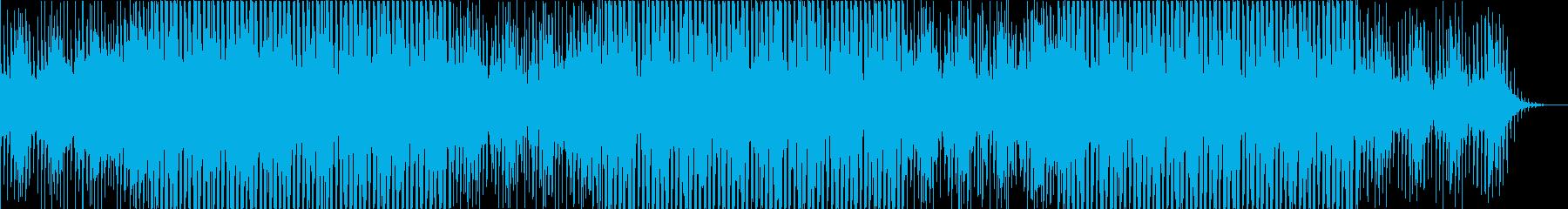 シンプルで爽やかなシンセの企業VPの再生済みの波形