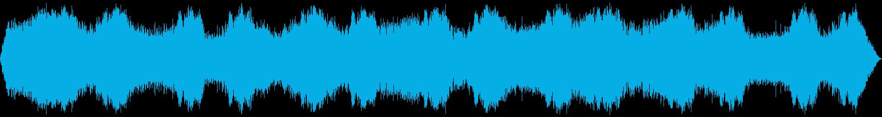 潜水艦:EXT:ラフシー潜水艦の表...の再生済みの波形