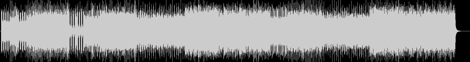 「HEAVY METAL」BGM222の未再生の波形